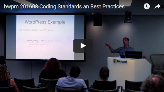 Coding Standards an Best Practices !important;