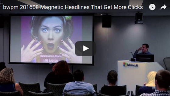 Magnetic Headlines That Get More Clicks