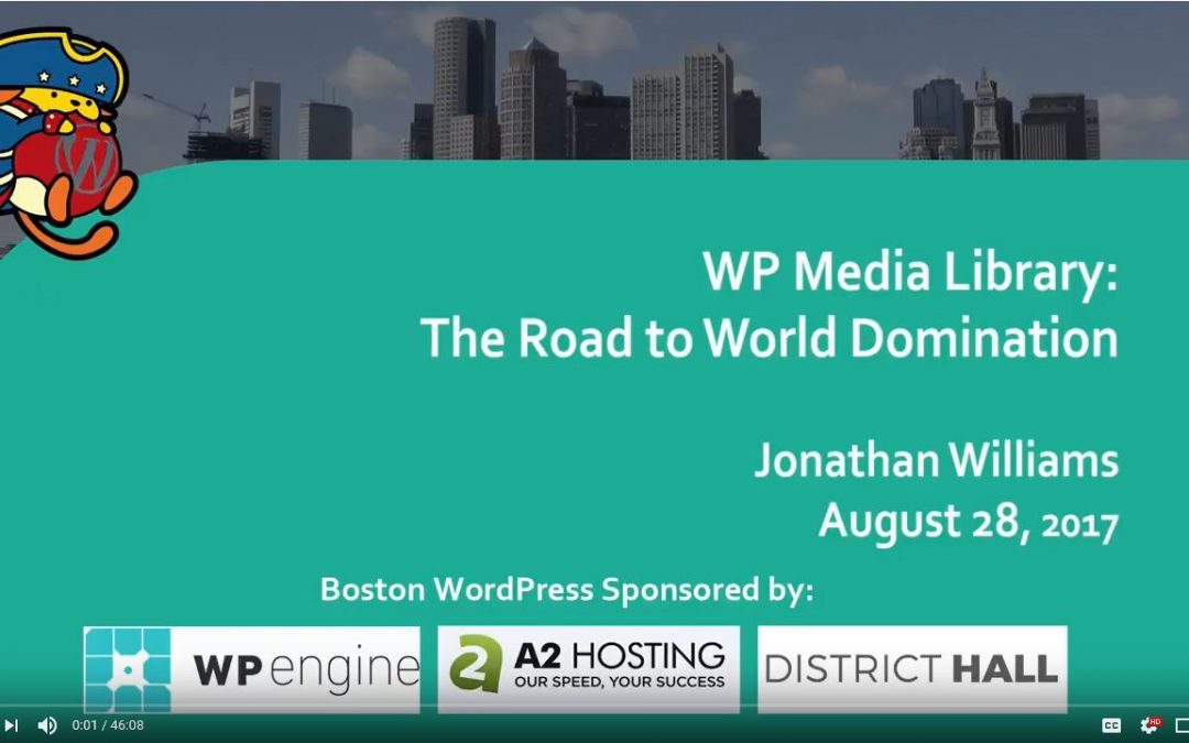 WP Media Library –  The Road to World Domination