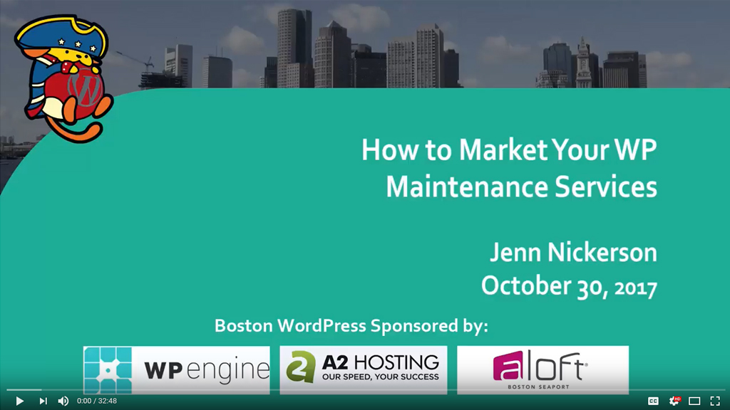 How to Market Your WP Maintenance Services